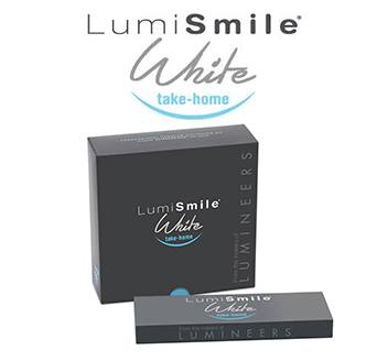 LumiWhite teeth whitening kit