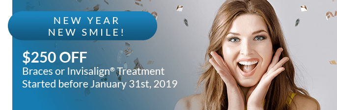 New year Invisalign Special